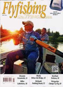 Fly Fishing & Tying Journal Magazine FALL Order Online