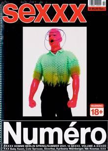 Numero Homme Berlin Magazine 14 Order Online