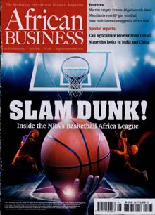 African Business Magazine AUG-SEP Order Online