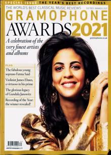 Gramophone Monthly Magazine AWARDS 21 Order Online