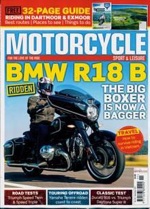 Motorcycle Sport & Leisure Magazine NOV 21 Order Online