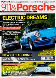 911 Porsche World Magazine NOV 21 Order Online