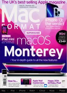 Mac Format Magazine NOV 21 Order Online