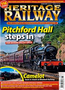 Heritage Railway Magazine NO 285 Order Online