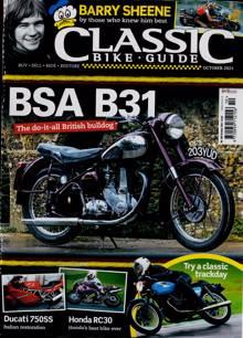 Classic Bike Guide Magazine OCT 21 Order Online