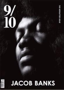 9/10 Issue 3 Jacob Banks Magazine Issue 3 Jacob Banks Order Online