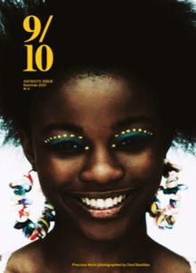 9/10 Issue 4 Dani Bastidas Magazine Issue 4 Dani Bastida Order Online