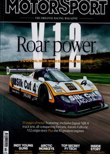 Motor Sport Magazine NOV 21 Order Online
