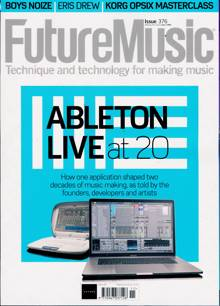 Future Music Magazine NOV 21 Order Online