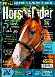 Horse & Rider Magazine Issue DEC 21