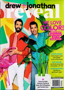 Drew And Jonathan Reveal Magazine Issue 63