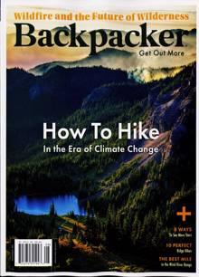 Backpacker Magazine Issue 08