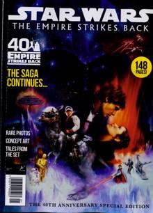 Star Wars Empire Strikes Back Magazine Issue ONE SHOT
