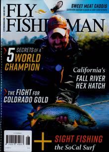 Fly Fisherman Magazine AUG-SEP Order Online