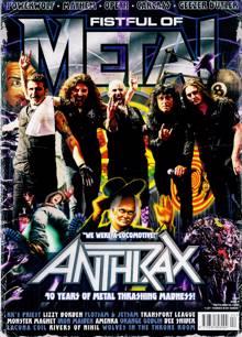 Fistful Of Metal Magazine NO 4 Order Online