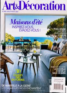 Art Et Decoration Fr Magazine NO 560 Order Online