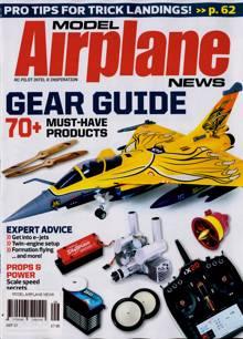 Model Airplane News Magazine SEP 21 Order Online