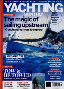 Yachting Monthly Magazine AUG 21 Order Online