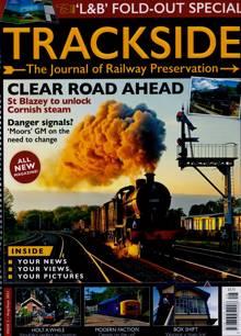 Trackside Magazine AUG-SEP Order Online