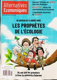 Alternatives Economiques Magazine NO 414 Order Online