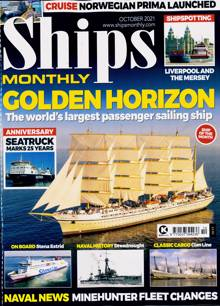 Ships Monthly Magazine Issue OCT 21