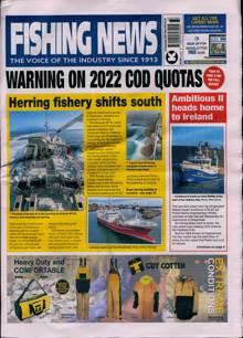 Fishing News Magazine 16/09/2021 Order Online