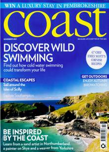 Coast Magazine Issue NOV 21