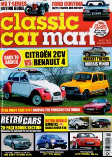 Classic Car Mart Magazine NOV 21 Order Online