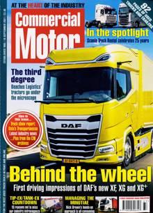 Commercial Motor Magazine 16/09/2021 Order Online