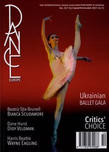Dance Europe Magazine Issue NO 257