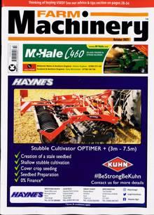 Farm Machinery Magazine OCT 21 Order Online