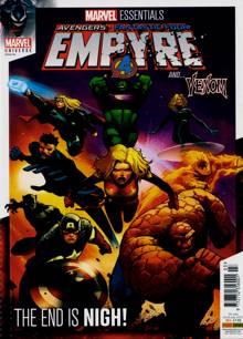 Marvel Essentials Magazine 22/07/2021 Order Online