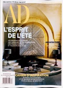 Architectural Digest French Magazine NO 167 Order Online