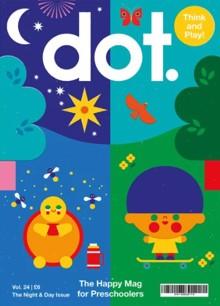 Dot Magazine Vol 24 Order Online