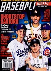 Baseball Digest Magazine 08 Order Online