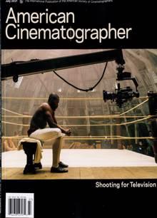 American Cinematographer Magazine JUL 21 Order Online
