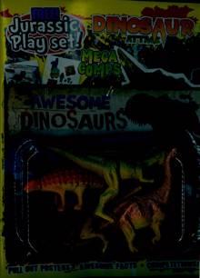Dinosaur Attack Magazine Issue NO 101