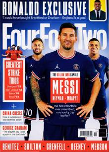Fourfourtwo Magazine Issue NOV 21