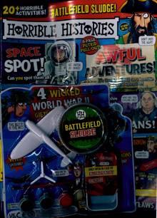 Horrible Histories Magazine Issue NO 92