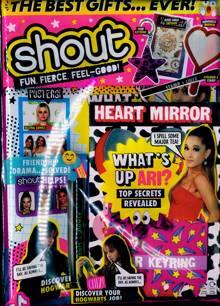 Shout Magazine NO 618 Order Online