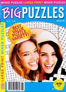 Big Puzzles Magazine NO 96 Order Online
