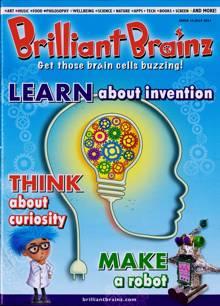 Brilliant Brainz Magazine Issue NO 34