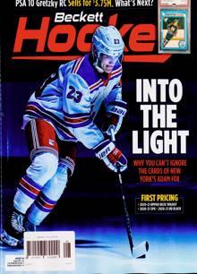 Beckett Nhl Hockey Magazine Issue AUG 21