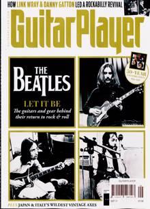 Guitar Player Magazine SEP 21 Order Online