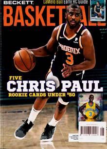 Beckett Basketball Magazine Issue AUG 21