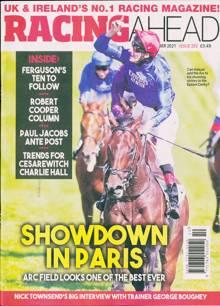 Racing Ahead Magazine Issue OCT 21