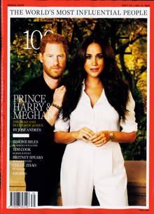 Time Magazine  Magazine Issue 27/09/2021