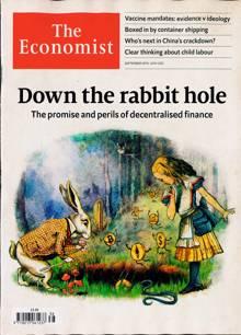 Economist Magazine 18/09/2021 Order Online