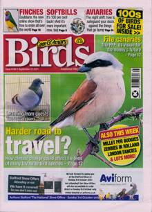 Cage And Aviary Birds Magazine 22/09/2021 Order Online