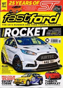 Fast Ford Magazine NOV 21 Order Online